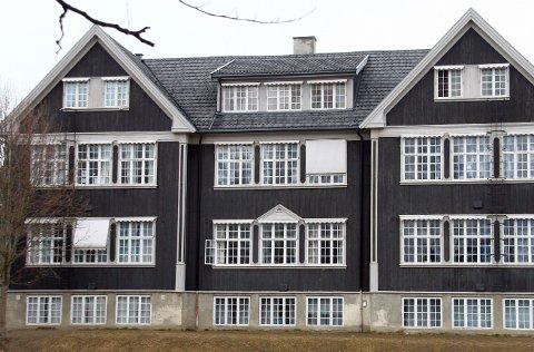 ERSTATTES: Dagens Vilberg skole i Eidsvoll.Foto: Dan Åsen Hansen