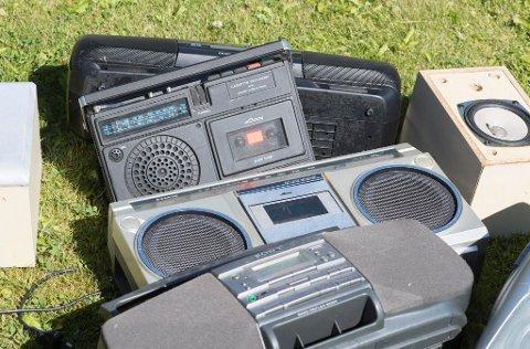 Får Frp det som de vil, kan gamle FM-radioer igjen få liv. Foto: Terje Pedersen (NTB scanpix)