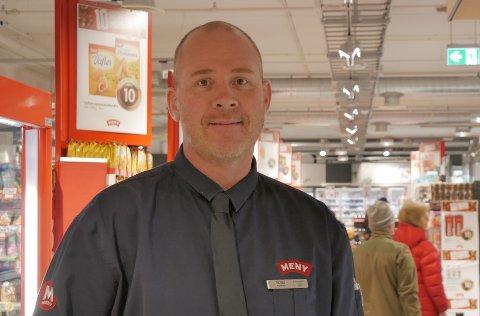 MÅ HOLDE BUTIKKENE I GANG: Thomas Jansen mener at dersom butikkene ikke tar ansvaret sitt på alvor kan det føre til stengte butikker, noe han mener ville vært en krise.