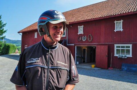 TØFT: – Konkurs er tøft, men man må se fremover, sier Olav Mikkelborg.