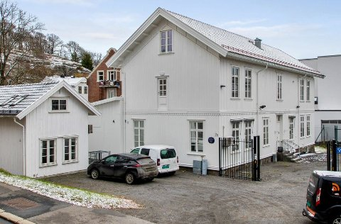 TIL SALGS: Sandefjord fengsel kan bli ditt hvis du blar opp 6,5 millioner kroner.
