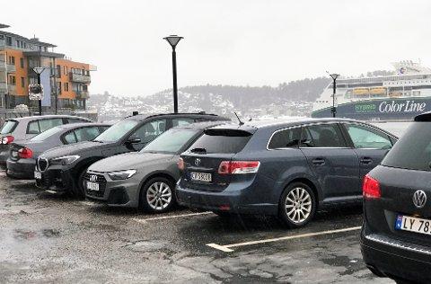 Etterspørselen etter brukte biler har vært svært høy lenge.
