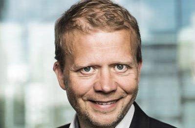 FORNØYD: Roald Gulbrandsen, regiondirektør i NHO Østfold, synes det er positivt at regjeringen foreslår å bevilge penger til oppstarte av den videre utbyggingen av dobbelsporet gjennom Østfold.
