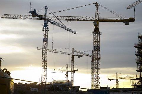 Det kan være mange klimafordeler ved bruk av massivtre når nye leiligheter ser dagens lys.