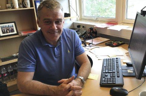 Blodpropp: Professor John-Bjarne Hansen tror folkeopplysning og videre forskning er forebyggende. Foto: Pressebilde