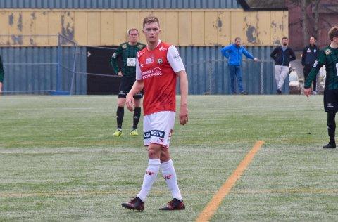 TIL STAAL: Pål Fjelde returnerer til Staal etter mange år i Viking, Bryne, St. Mirren i Skotland og 07 Vestur på Færøyene. Jobbe hans blir å være trener for Vikingakademiet.