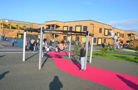 Midler til digitalisering: De kommunale skolene i Steinkjer får et digitalt løft.