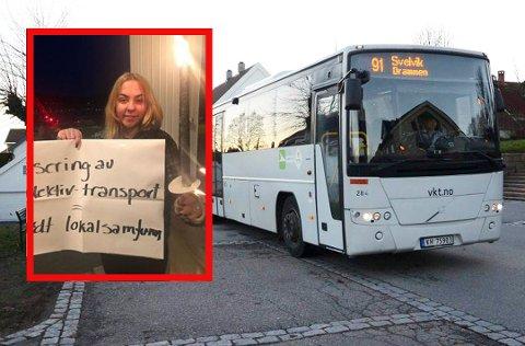 – Vær så snill, ikke ta friheten min som ungdom vekk, skriver Isabella Glåmen Håheim (15).