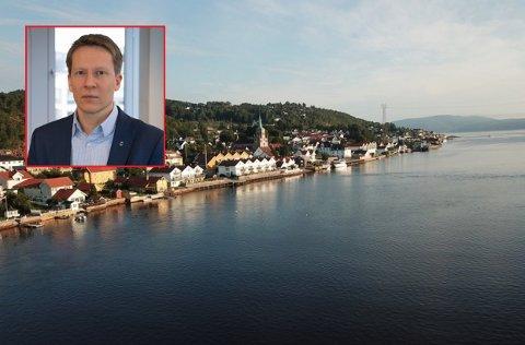 Administrasjonen i Drammen kommune har for andre gang på få måneder «glemt» Svelvik. Einar Jørstad (innfelt) legger seg flat og sier de nå vil gjennomgå rutinene for at det ikke skjer igjen.