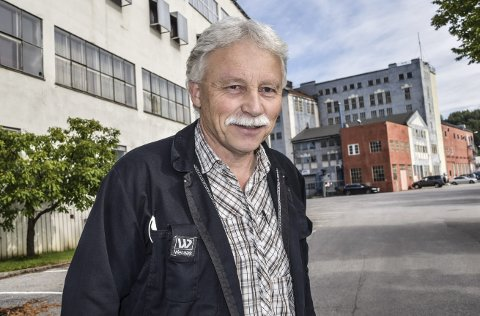 TAR OPP TEMAET: Som leder av Administrasjonsutvalget ønsker Morten Halvorsen en ny drøfting om #metoo i Notodden kommune.
