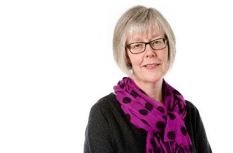 Statssekretær i Helse- og omsorgsdepartementet, Anne Grethe Erlandsen (H).