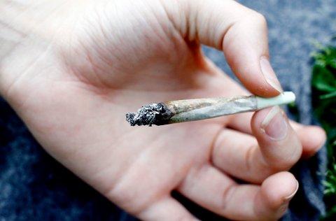 Flere unge bruker narkotiske stoffer i Trondheim.