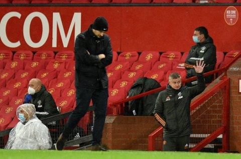 Manchester United-manager Ole Gunnar Solskjær skulle gjerne hatt muligheten til å bruke fem innbyttere også i Premier League.