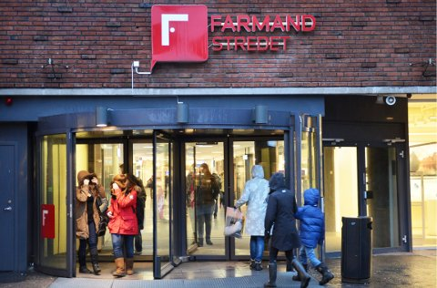 BETALTE MED FALSKE LAPPER: En mann i 30-årene fra Tønsberg ble tatt etter at han hadde forsøkt å betale med falske penger.
