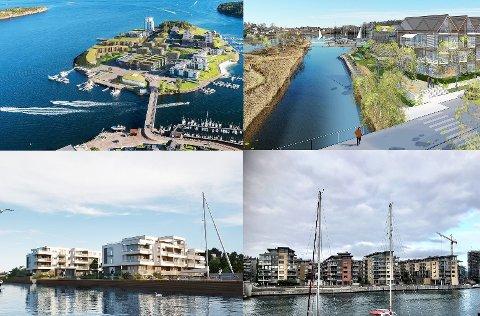 Hvorfor er så mye av kyststripen i Vestfold lukket for folk flest og hvor blir det av nye boligprosjekter som gjør noe med denne situasjonen, spør Erling Dokk Holm. Han trekker fram boligprosjektene på Jarlsø og planene på Hjemseng Brygge som vellykkede.