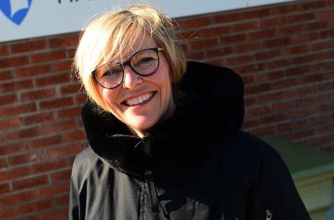 MOT RØDT: Virksomhetsdirektør Hilde Schjerven har bedt ungdomsskolene forberede seg på rødt nivå.
