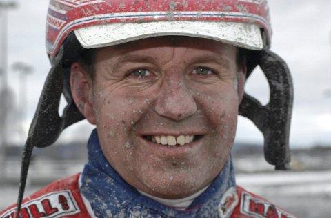 GIKK BRA: Åsbjørn Tengsareid var heldig og kom helskinnet fra ulykken.