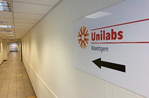 FRUSTRERT: En Unilabs-kunde er kritisk til kundebehandlingen ved Unilabs i Tønsberg.