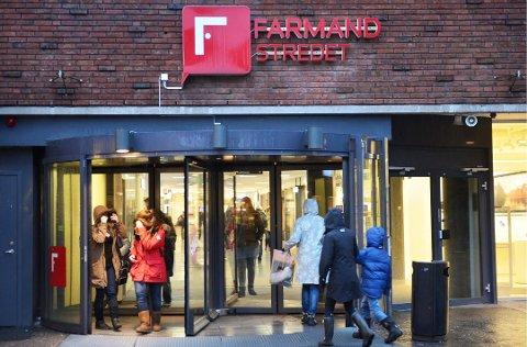 Butikkjeden Wow har butikk i Farmandstredet. Foto: Harald Strømnæs