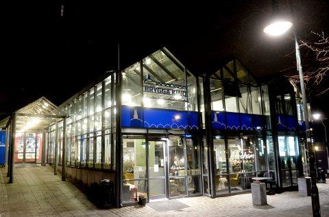 MØRKT: Brygga kino fikk til gangs merke korona-året 2020.