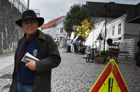 Produsent Petter Borgli har forhandlinger gående med flere skuespillere til Operasjon Mørkemann.