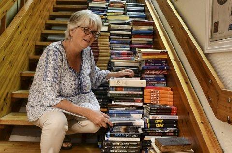Litteraturhus: - Det henger et skilt på utsiden, og det står en scene der allerede, sier Solveig Røvik.