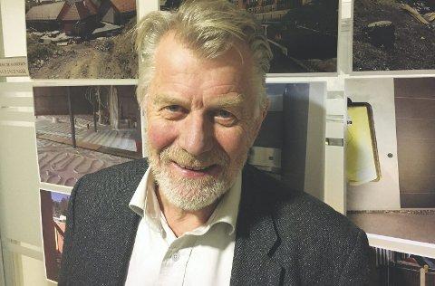Lokalpolitikeren og heimevernsmannen Ole Goderstad døde fredag.  Familien er i dyp sorg.