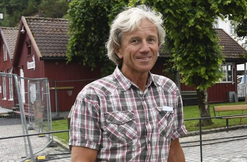 Har gått bort: Otto Bugge er død, 63 år gammel.