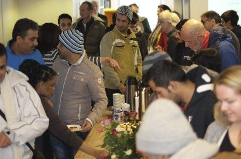 Vang frivilligsentral inviterer til julelunsj torsdag 14. desember.