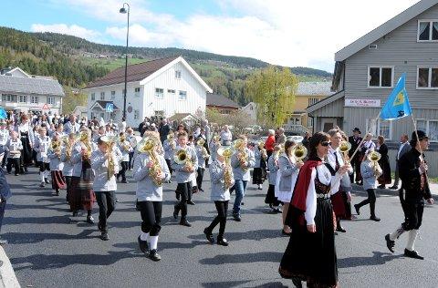 Frivillig: – Belønningen for frivillig innsats skal ikke være en regning stor kommunen, mener Høyre. Arkivfoto