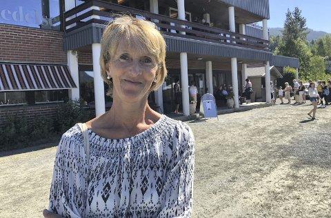 Pådriver: Direktør for Valdres Sommersymfoni, Mona Kleven.