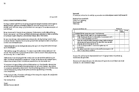 Holtålen Snøscooterklubb har lagd seg en egen valgomat til politikerne i kommunen.