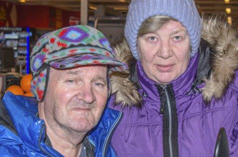 Trygve og Marit Nilsrud: - Det er greit å støtte ungdommene i saker de er interessert i, og det er fint de engasjerer seg.