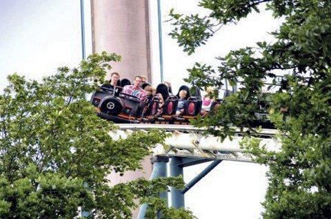 Fornøyelsen har ikke vært på topp for mange turister når de har vendt tilbake til bilene etter et besøk på Liseberg denne sommeren. Foto: Matthew Bargo, Wikimedia/Creative Commons Licence
