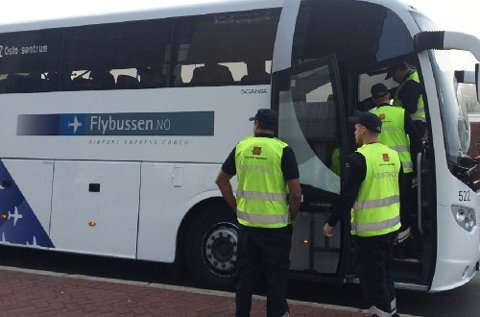 Denne veka blir det gjennomført beltekontrollar i buss over heile landet.