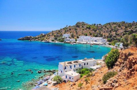 Kreta var det mest populære reisemålet for nordmenn sommeren 2015. (Foto: Getty Images/iStockphoto/Ticket/ANB)