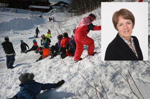 Mobbing: Nordland er blant fylkene i landet hvor det mobbes mest. - Det er flere enn vi hadde sett for oss, sier utdanningsdirektør Guri A. Iversen hos Fylkesmannen.