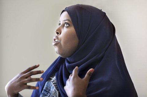 Sumaya Jirde Ali (21) ble utsatt for hatefulle ytringer, mener domstolene som har behandlet saken til nå. På nyåret skal Høyesterett ta stilling til saken.