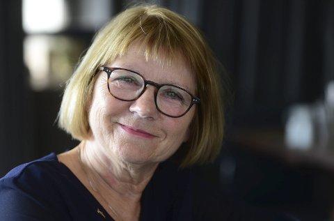 Sjef: Inger-Lise Kvig Henningsen (64) tiltrådte som toppsjef på Radisson Blu i Bodø i mars.Foto: Anders Bergundhaugen