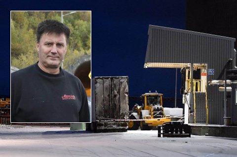 De ansatte i Midtgård Transport minnes den avdøde kollegaen som en hjelpsom, humoristisk og veldig god medarbeider.