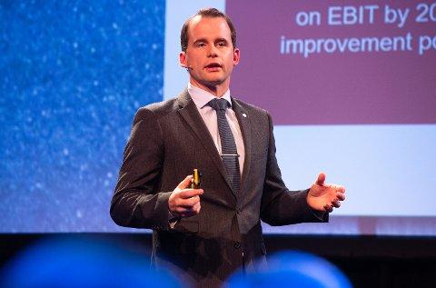 Pål Kildemo (35) startet i Hydro som trainee i 2018. Etter elleve år kapret han toppjobben som finansdirektør.