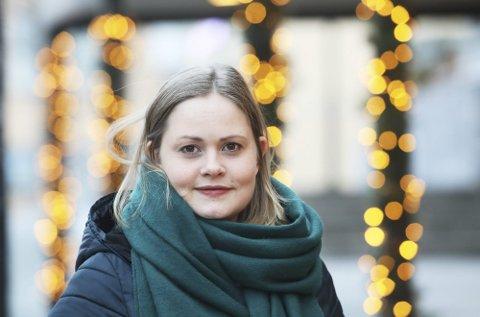 Cathrine Terese Persson er castingansvarlig.