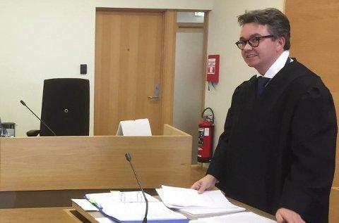 Thorseinn J. Skansbo er en av advokatene til Djabrails familie (arkivfoto).