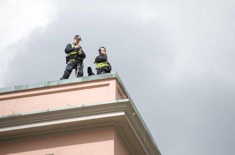 Tirsdag og onsdag skal politiet og deres samarbeidspartnere øve på terrorbekjempelse.
