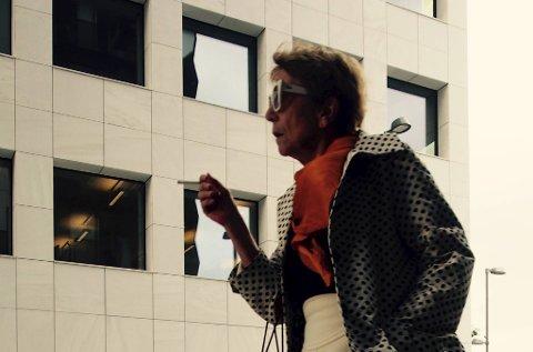 Elisabeth Haarr (75) har over 50 års fartstid som kunstner. Til våren skal hun være festspillkunstner.