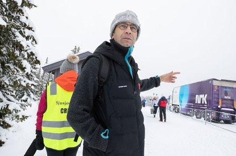 STØRST FORMUE: Tidligere skiskytter Ole Einar Bjørndalen er den lokale idrettsprofilen, i Bygdepostens utvalg, som har høyest formue. Men inntekten var slett ikke den høyeste i fjor.
