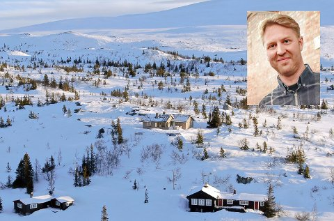 FOND: – Det er på tide at vi i Sigdal, på samme måte som de har gjort det i Krødsherad, får på plass et infrastrukturfond i fjellet, sier Per Bye (innfelt bilde).