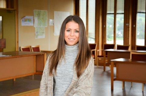 PERMISJON: Ingrid Helene Hartz har søkt om permisjon fra sine politiske verv i ett år.