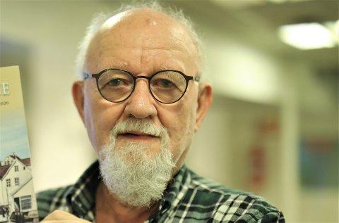 SMITTA: Oddvar Isene (76) vart smitta av korona i ei gravferda til søster si no i november. No reagerer han sterkt på dei som bagatelliserer og protesterer mot smitteverntiltaka i Norge.
