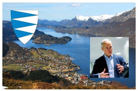 Kommunar i Sunnfjord, slik som Fjaler, og Sogn og Fjordane fylke er av truga artar med ein kommunalminister som måler eigen suksess i kor mange regional- og lokaldemokratiske einingar han kan verta kvitt